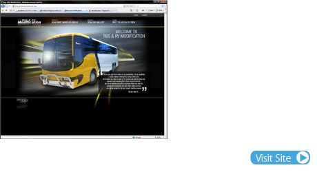 Bus & RV Modifications