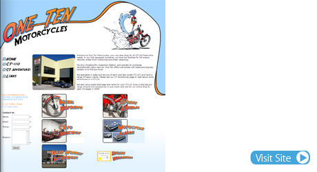 One Ten Motorcycles